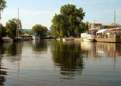 Ithaca Dredging Environmental Impact Statement