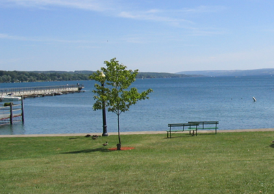 Skaneateles Lake Intake Extension
